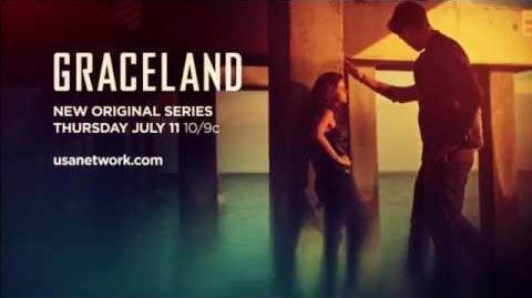 """Graceland, Episode 5 - """"O-Mouth"""" Promo"""
