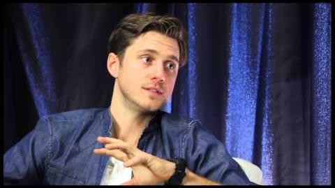 """Show People Clip Aaron Tveit on His New USA Networks TV Show """"Graceland"""" Premiering in May 2013"""