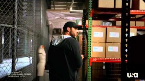 """Graceland, Episode 8 - """"Bag Man,"""" Thursday"""