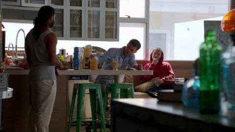Graceland, Premiere - The Kitchen