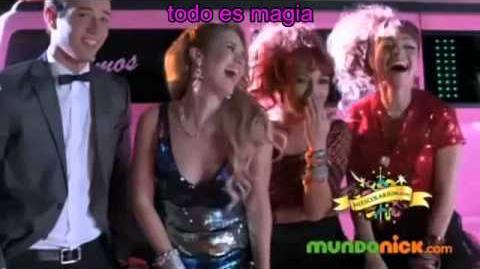 """Grachi 2 - """"Magia"""" Cancion con Letra Video Oficial"""