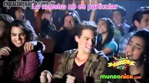 Grachi 2 Amor De Pelicula Cancion Con Letra