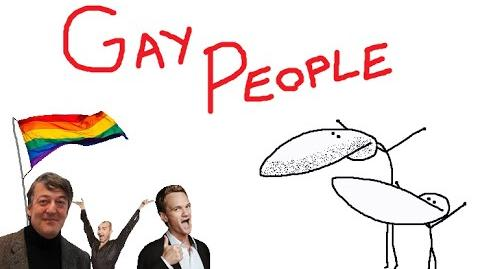 My Thoughts On Gay People