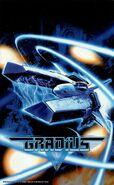 Gradius V Art 00