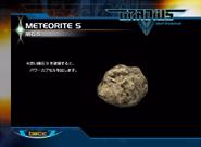 Meteorite (S) - 01