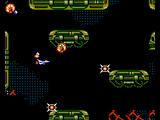 Gradius II NES Stage 2