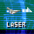 Laser Blue Gradius Galaxies