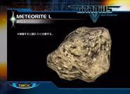 Meteorite (L) - 01
