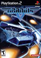 Gradius V cover