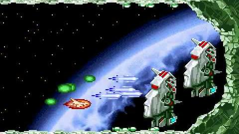 Game Boy Advance Longplay 052 Gradius Galaxies