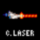 Cyclone Laser Gradius III Arcade