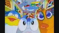 Japanese TV Commercials 1732 Parodius Da! - Shinwa Kara Owarai He パロディウスだ! −神話からお笑いへ−