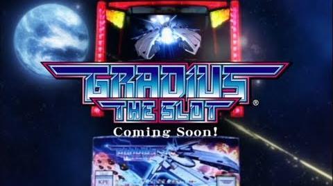 Gradius: The Slot