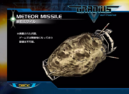 Meteor Missile - 01