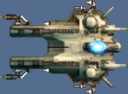 Riot Warship in GR3