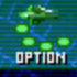 Option Green Gradius Galaxies