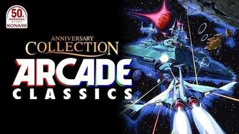 Arcade Classics Anniversary Collection Launch trailer
