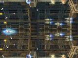 Planet Gradius City Sky A