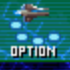 Option Blue Gradius Galaxies