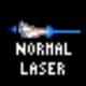 Normal Laser Gradius III Arcade