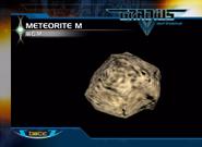 Meteorite (M) - 01