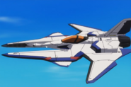 Vic Viper in SkyGirls