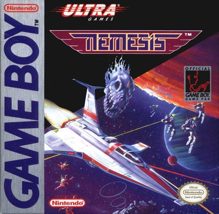 Nemesis (Game Boy) | Gradius Wiki | FANDOM powered by Wikia