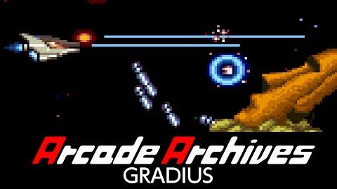 Arcade Archives GRADIUS