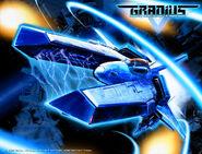 Gradius V Art 01