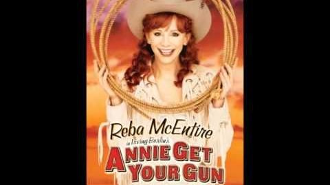 """You Can't Get A Man With A Gun"" ~Reba"