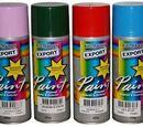 Export Spray Paint