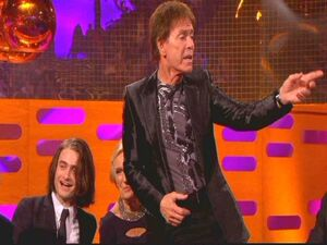 Cliff Richard Daniel Radcliffe Graham Norton N0SA1X3NMtkl