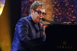 Embargoed-to-0001-Friday-November-1Sir-Elton-John-during-filming-of-The-Graham-Norton-Show-at-The-London-Studios-in-2661086