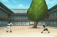 Nikko en Entrenamiento