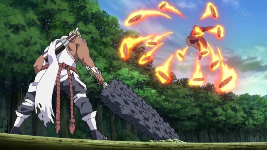 Elemento Fuego | Wiki Gran Alianza Shinobi | FANDOM powered by Wikia
