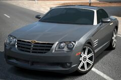 Chrysler Crossfire '04 (GT6)