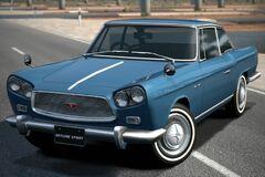 Nissan SKYLINE Sport Coupe (BLRA-3) '62