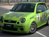 Volkswagen Lupo GTI Cup Car (J) '03