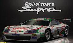 GT3 Castrol Tom's Supra '00