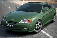 Hyundai Coupe FX '01