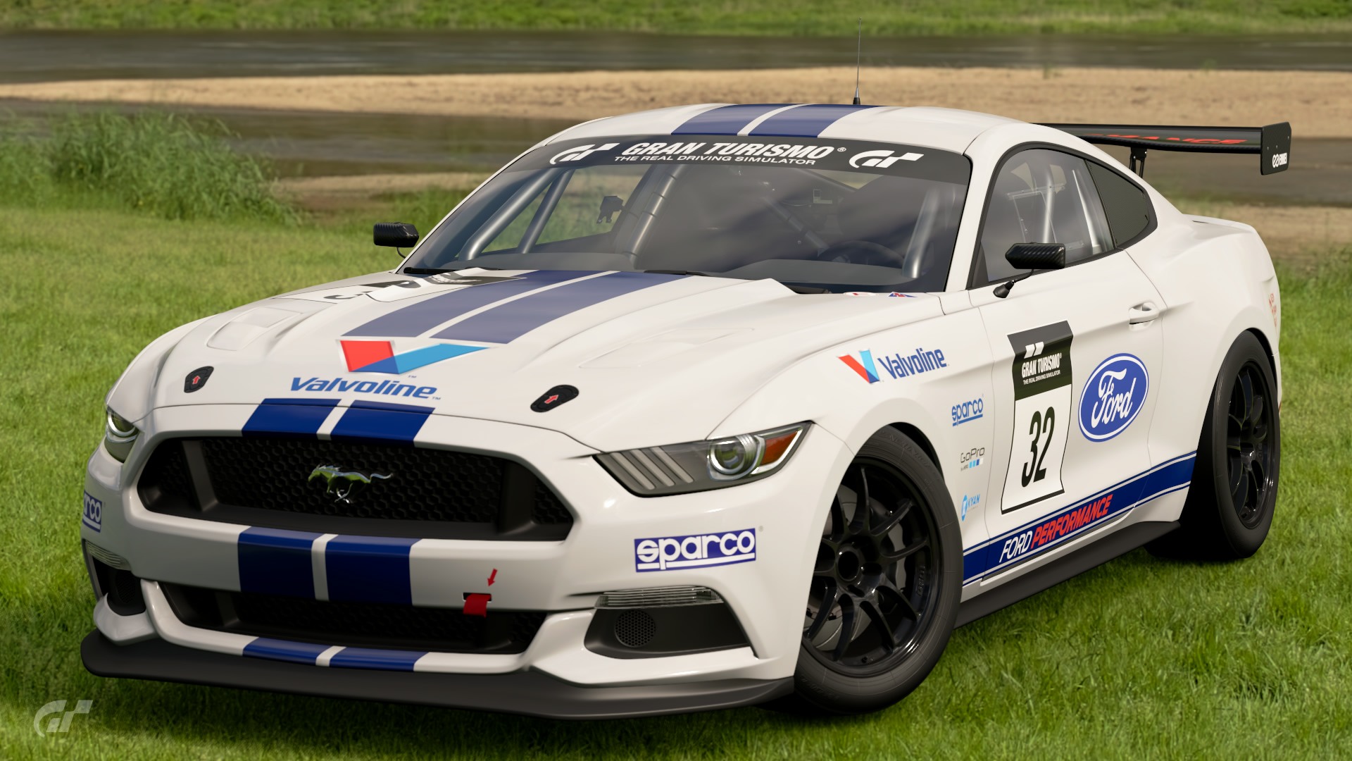 Ford mustang gr 4