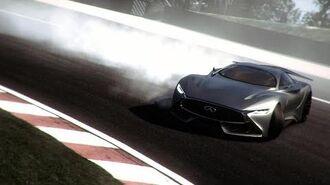 INFINITI CONCEPT Vision Gran Turismo- Unveiled