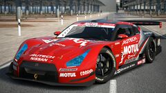 Nissan MOTUL AUTECH GT-R (SUPER GT) '08