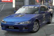 Nissan SILVIA spec-R AERO (GT Academy) '02