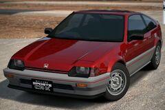 Honda BALLADE SPORTS CR-X 1.5i '83