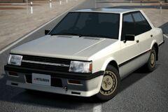 Mitsubishi Lancer EX 1800GSR IC Turbo '83