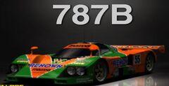 GT3 787B '91