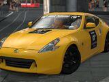 Nissan 370Z Tuned Car (GT Academy Version) '08