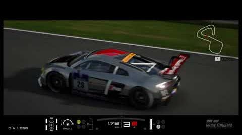 Brands Hatch 1 Lap Attack