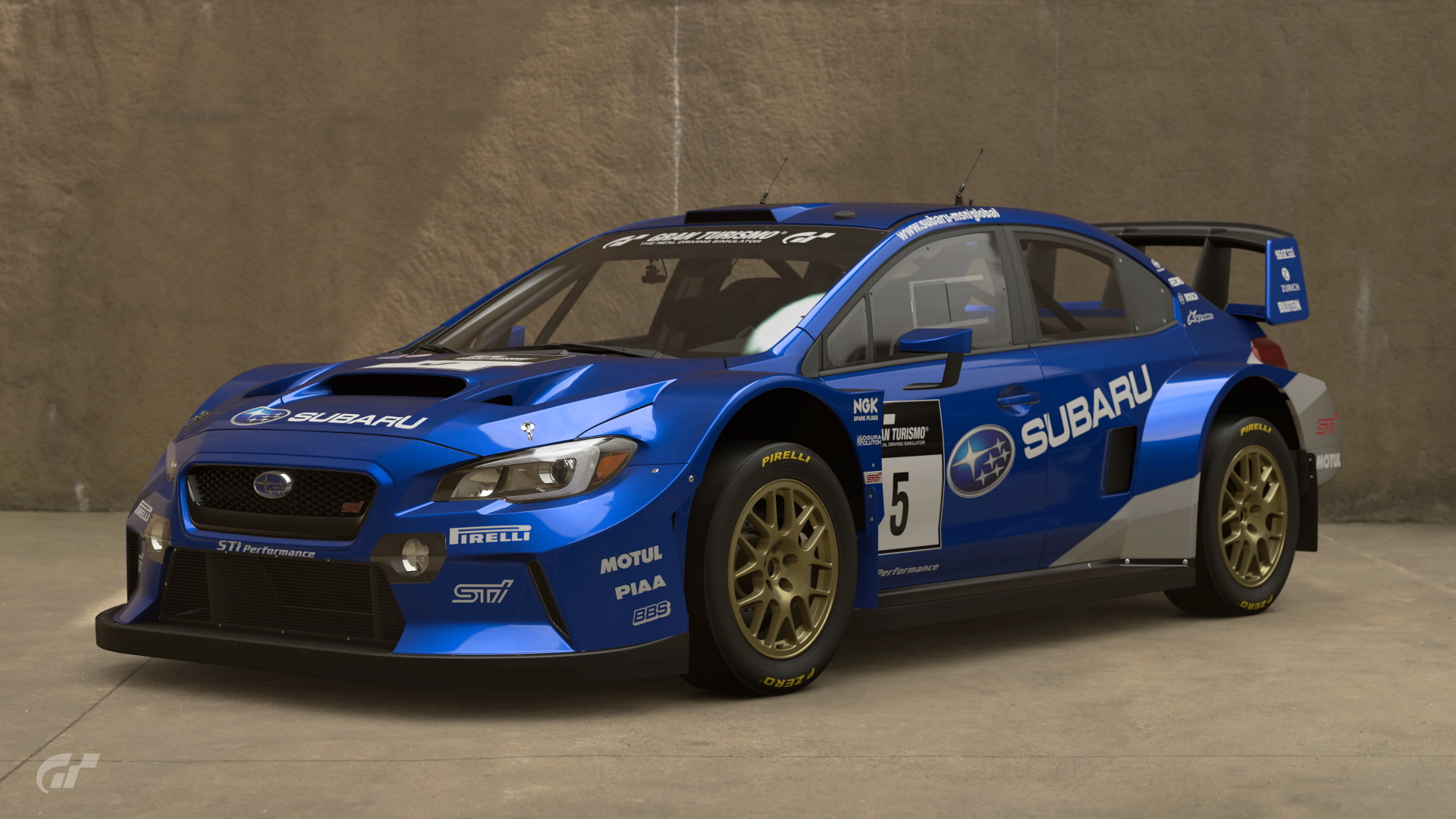Subaru WRX Gr.B Rally Car | Gran Turismo Wiki | FANDOM powered by Wikia